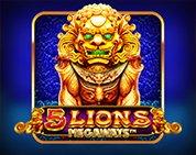 5 Lions Megaways